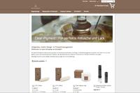 Neue Produktkategorien im Onlineshop