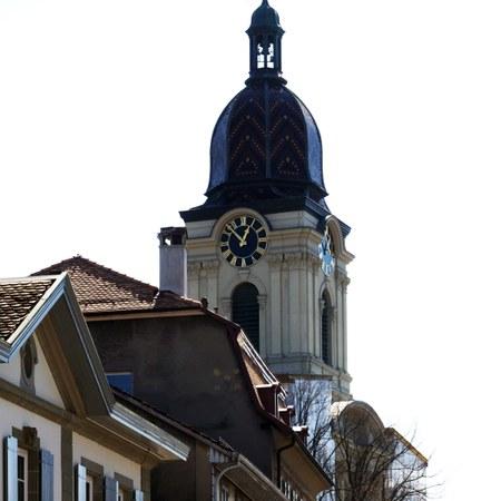 Kirche von Morges
